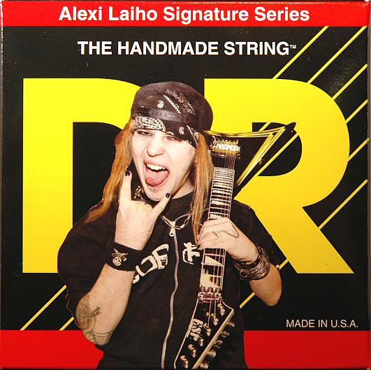Alexi Laiho Signature Set Medium (.010 - .046), DR E ALEX AL-10