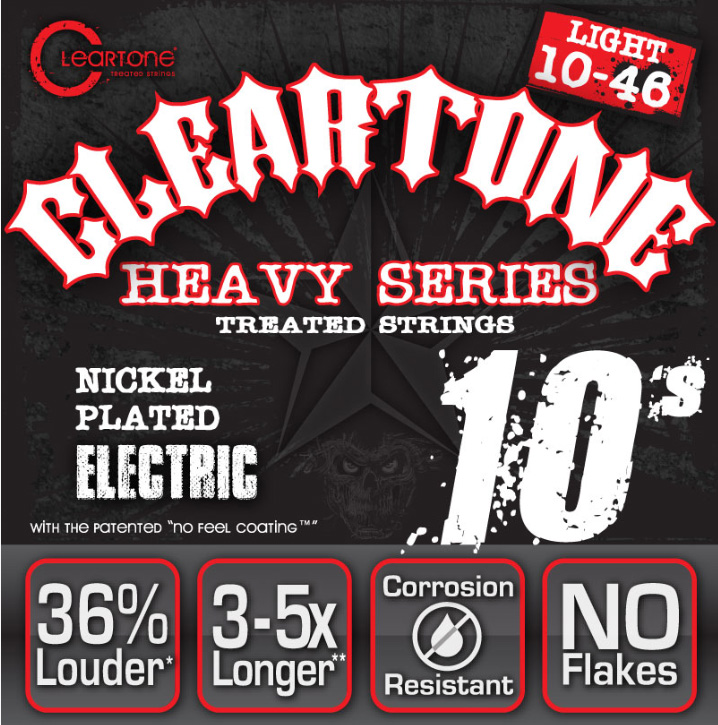 Electric EMP Strings Monster Heavy (.010 . - .046), CT 9510