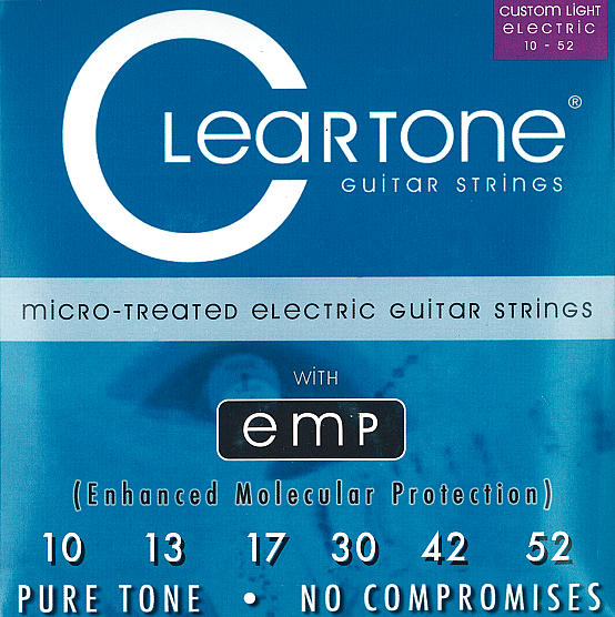 Electric EMP Strings (.010 - .052), LTHB CT 9420