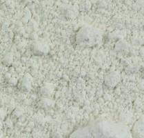 Mramorová moučka, hrubost 0-32µ. Původem z Itálie,