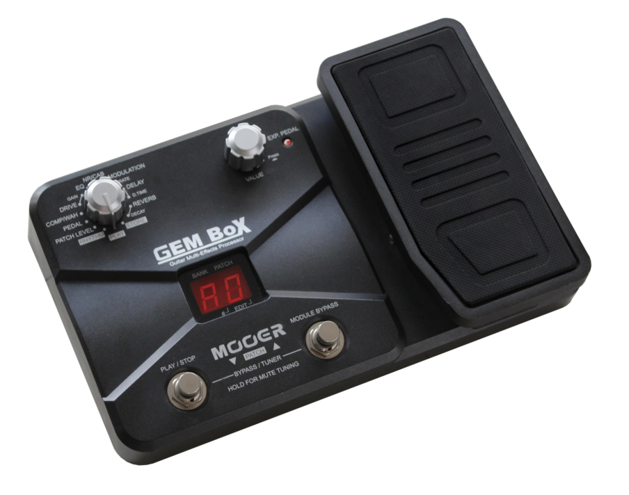 Efekt ME GE 50 - GEM Box