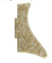 Pickguard Tennessee Perloid Top