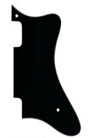 Pickguard Mayfield Legacy Black Top