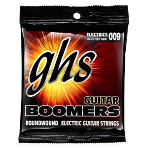 Boomers Extra Light (.009 - .042), GHS GB XL