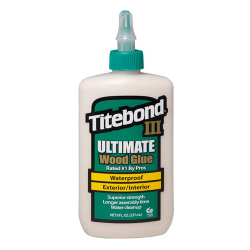 Titebond III Ultimate D4 - v mazací láhvi 237 ml