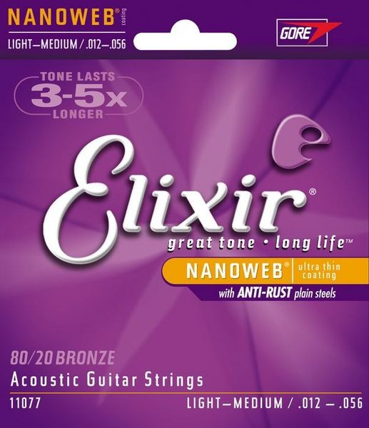 ELIXIR 11077 Light-Medium