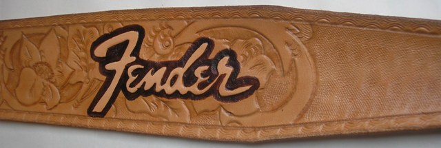 Fender Theme brown