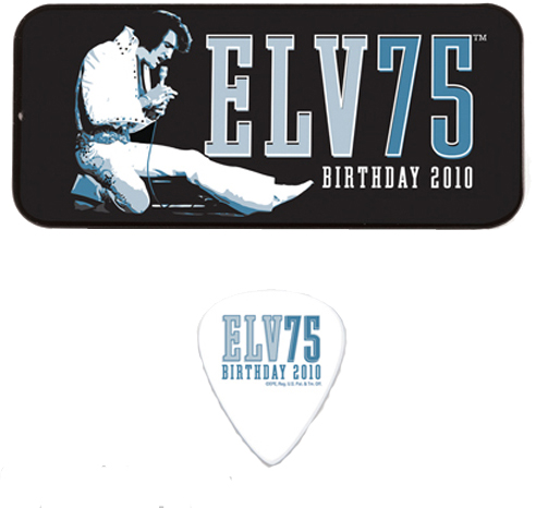 Dunlop Elvis Presley -  Elvis 75th