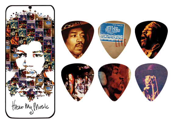 Dunlop Jimi Hendrix - Hear My Music